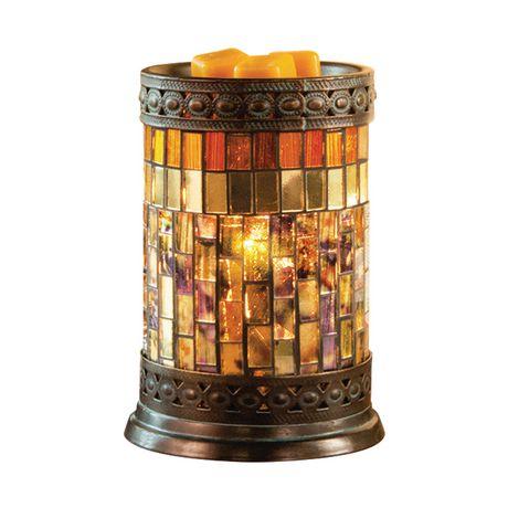 Scentsationals Gatsby Mosaic Wax Warmer Walmart Ca