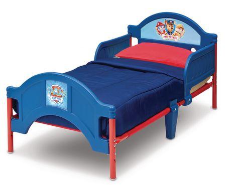 PAW Patrol Toddler Bed | Walmart Canada