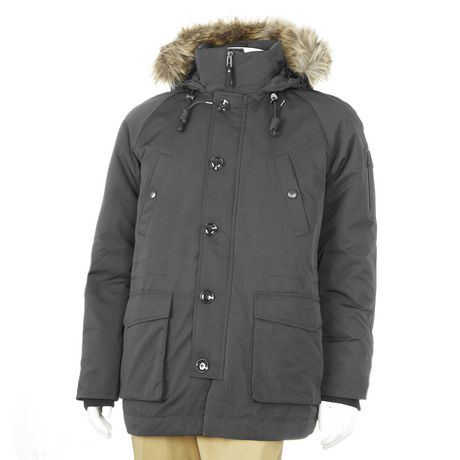 f77549cd0 UPC 822480052627 - Canadiana Men S Hooded Parka Grey Xl | upcitemdb.com