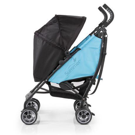Summer Infant 3d Flip Convenience Stroller Walmart Ca