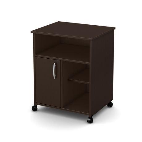 meuble pour micro ondes sur roulettes collection fiesta de. Black Bedroom Furniture Sets. Home Design Ideas
