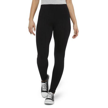 Ladies Women Cotton Leggings Full Length Soft Skinny Fit Smart White Color