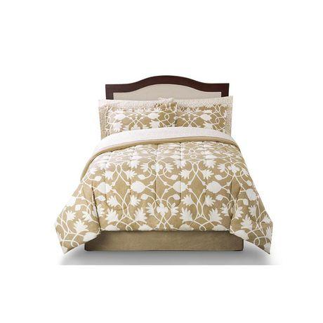 Parure de lit mainstays for Chambre a coucher walmart