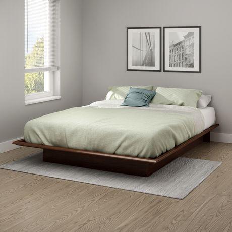 South Shore SoHo 60 Inches Platform Bed