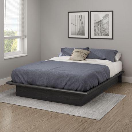 South Shore SoHo 54 Inches Platform Bed