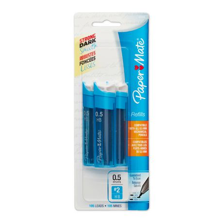 paper mate lead pencils Save big on all paper mate products, including pencils & erasers, at office depot  officemax visit us for paper mate mechanical pencils & more today.