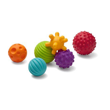 Infantino Llc Infantino Textured Multi Ball Set Multi