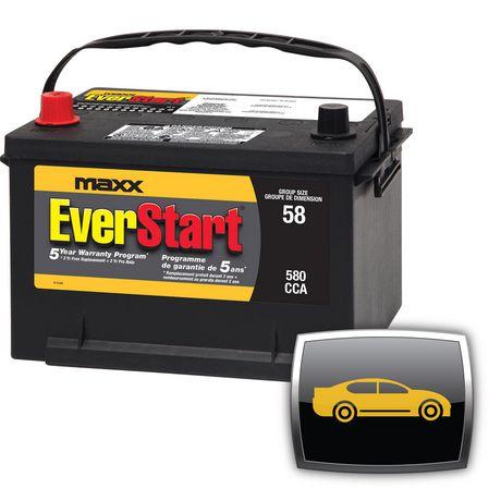 EverStart Battery MAXX | Walmart.ca
