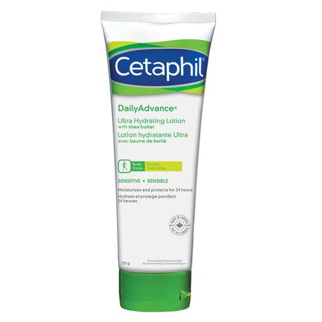 Cetaphil Dailyadvance Ultra Hydrating Lotion Walmart Ca