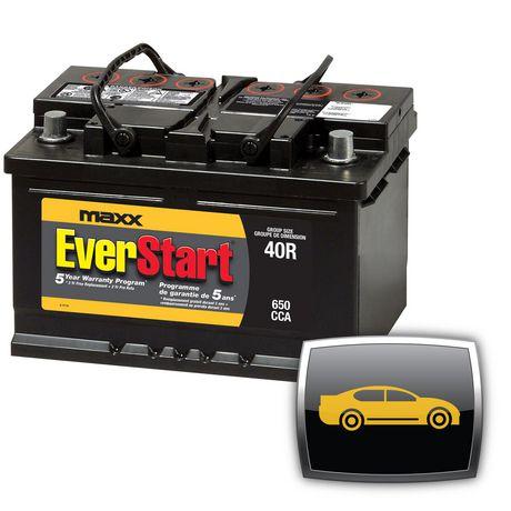 Car Battery Size Chart >> EverStart Maxx-40R Battery   Walmart.ca