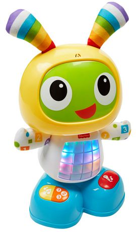 Fisher-Price Bright Beats Dance & Move BeatBo Toy - English Edition   Walmart.ca