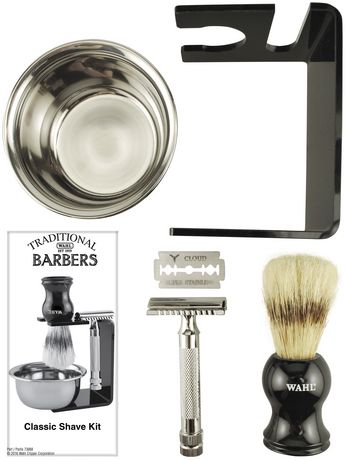 Barber Shop In Walmart : Wahl Traditional Barbers Classic Shave Set Walmart.ca