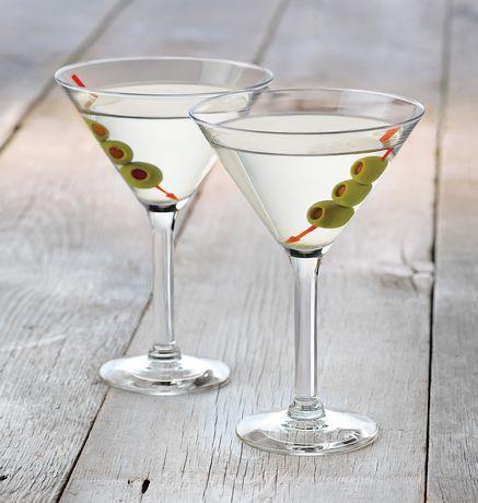 verres martini dessert de libbey. Black Bedroom Furniture Sets. Home Design Ideas
