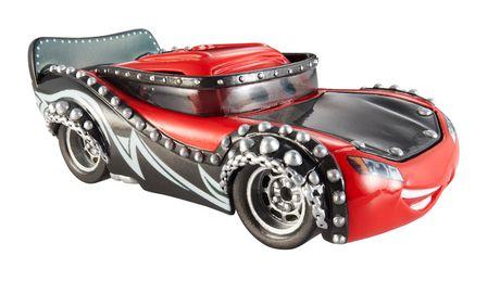 Disney pixar les bagnoles v hicule des dessins anim s flash mcqueen heavy metal - Coloriage cars toon ...