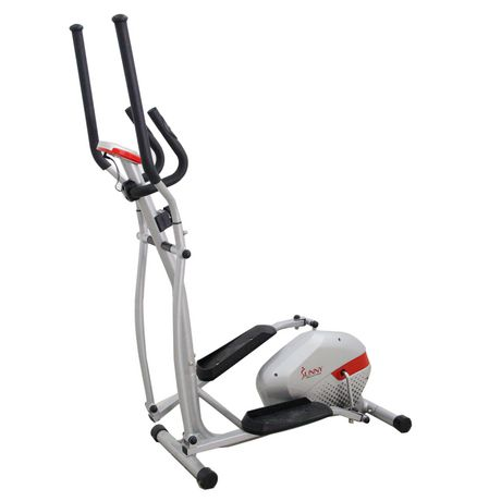V lo elliptique magn tique sf e3416 de sunny health fitness - Velo elliptique magnetique ...