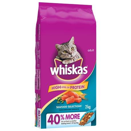 Whiskas Dry Cat Food Kg