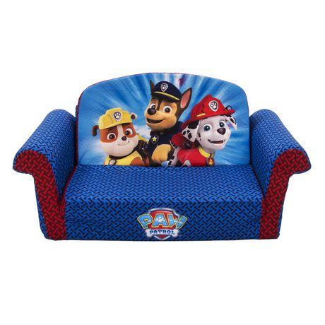 marshmallow canap d pliable la pat 39 patrouille de. Black Bedroom Furniture Sets. Home Design Ideas