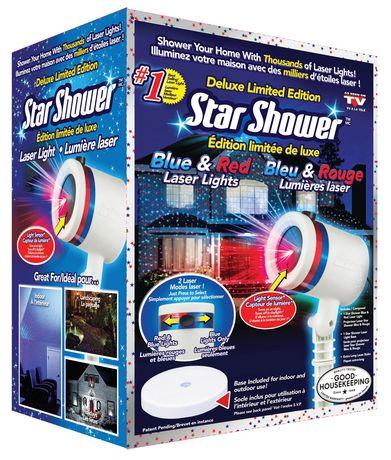 Star Shower Blue Amp Red Laser Lights Walmart Ca