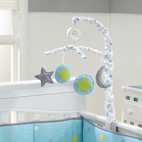 mobile musical toile scintillante walmart canada. Black Bedroom Furniture Sets. Home Design Ideas