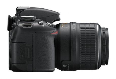 Ensemble appareil photo num rique d3200 de nikon noir - Appareil photo nikon d3200 pas cher ...