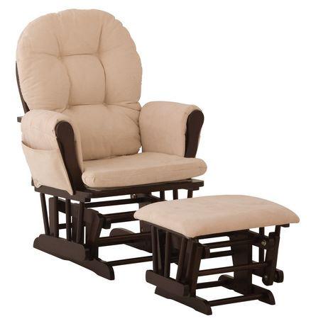 chaise ber ante et tabouret confort de storkcraft. Black Bedroom Furniture Sets. Home Design Ideas