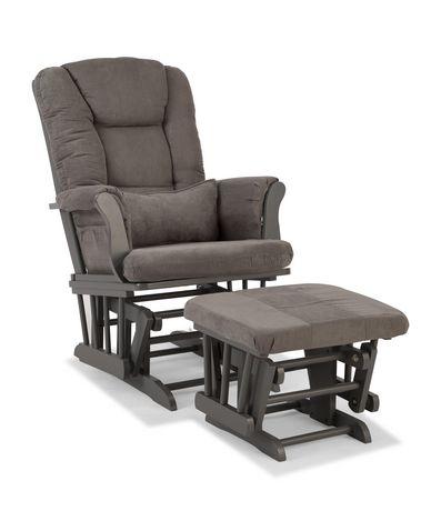 chaise ber ante et tabouret ottamane haut de gamme de storkcraft. Black Bedroom Furniture Sets. Home Design Ideas