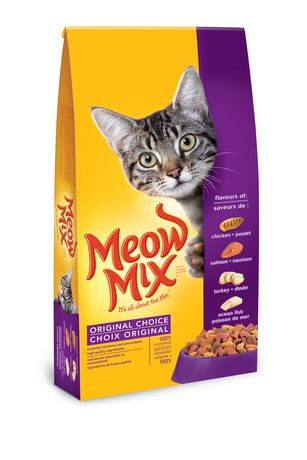 meow mix How much should i feed my cat the only straight answer to this question is:  provide your cat enough food to maintain healthy weight and not.