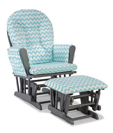 chaise ber ante avec tabouret comfort de storkcraft finition grise. Black Bedroom Furniture Sets. Home Design Ideas