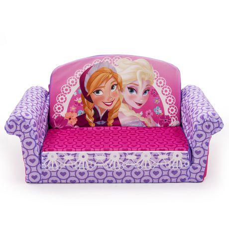 Canape mousse reine des neiges for Housse sofa walmart