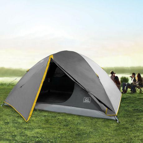 Ventura 10ft X 8ft Family Dome Tent | Walmart.ca