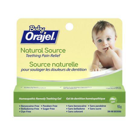 Natural Orajel For Babies Reviews
