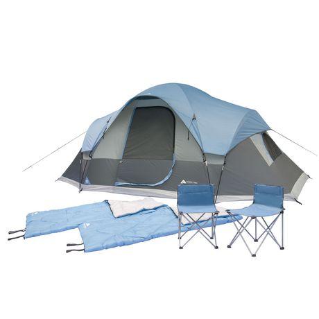 Ozark Trail 5 Piece Premium Tent Combo Set | Walmart.ca