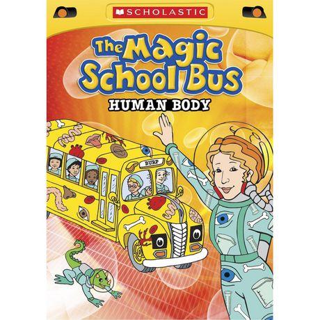 s rie t l vis e magic school bus human body dvd anglais. Black Bedroom Furniture Sets. Home Design Ideas