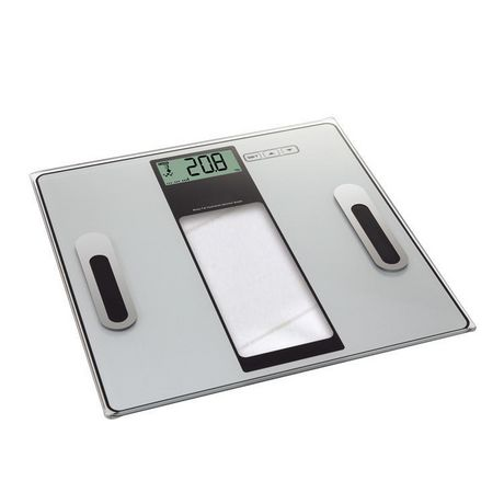 Hometrends Super Slim Body Fat Hydration Digital Scale