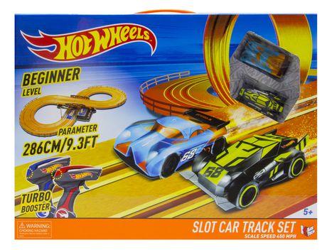 Slot car wheels