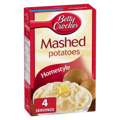 Pommes de terre en pur e de style maison betty de crockermc walmart canada - Puree pomme de terre maison ...