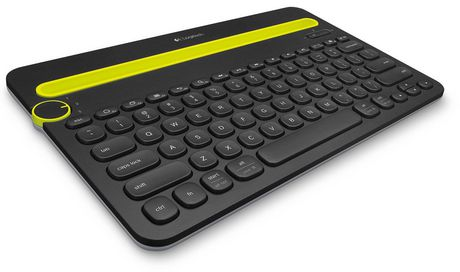 Logitech Bluetooth Multi-Device Keyboard K480 - Black |