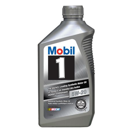 Mobil 1 5w 20 Basestocks Synthetic Engine Oil