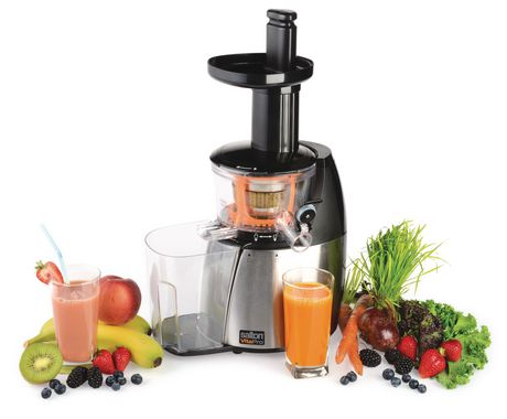 Salton vitaPro Low Speed Juicer and Smoothie Maker Walmart.ca
