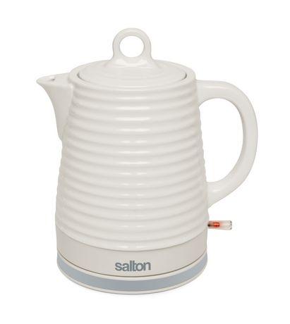 Salton 1.2 L/Q Cordless Ceramic Kettle by Salton