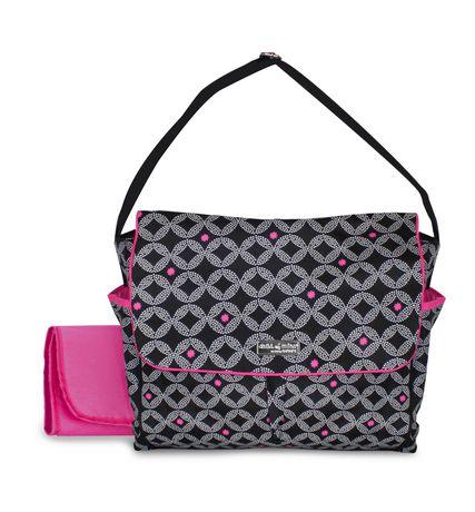 child of mine diaper bag pink. Black Bedroom Furniture Sets. Home Design Ideas