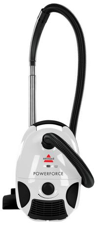 Bissell Powerforce Canister Vacuum Walmart Ca