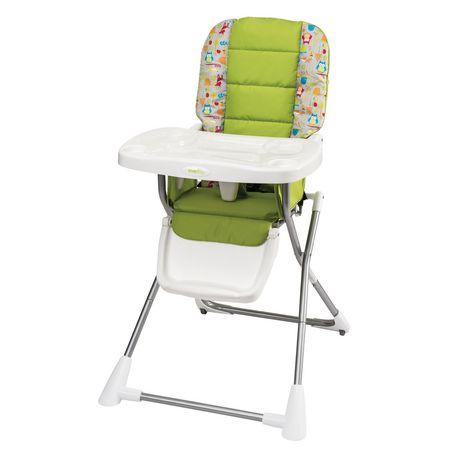 chaise haute pliage compact woodland amis de evenflo. Black Bedroom Furniture Sets. Home Design Ideas