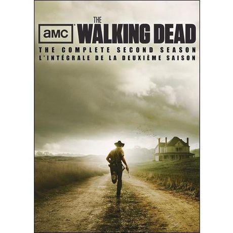 The walking dead l 39 int grale de la deuxi me saison - Livre de poche walking dead ...