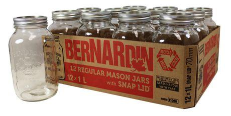 Pot Mason Bernardin