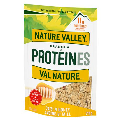 Céréales granola croquant à saveur d'avoine et ...