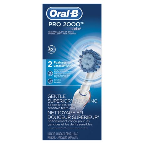 Oral b pro 2000 käyttöohje