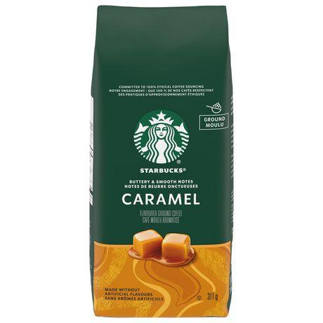 Starbucks® Caramel Flavoured Ground Coffee 311g by Starbucks