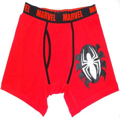 Marvels Mens Sleep Boxer Briefs | Walmart Canada
