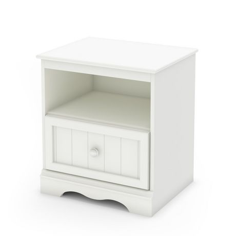 South shore savannah 1 drawer night stand - Kartell table de chevet ...